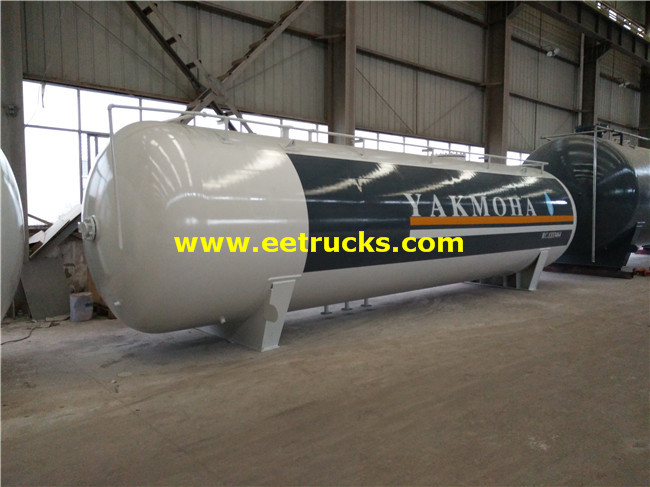 45000L Domestic LPG Storage Vessels