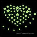 room decor glow in the dark stars printing wall kids stickers