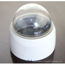 Pièces de cadre Oem mini cadre de caméra ip / 960p hd ahd camera / cctv boîtier de caméra moulage sous pression