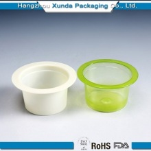 Plastic Mini Frozen Yogurt Cup, Disposable Ice Cream Cup