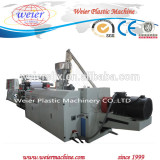 PVC 600mm width furniture edge band extruder machine