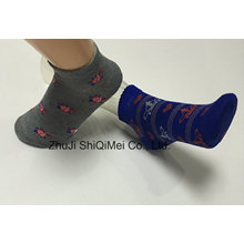 Factory Wholesales Custom Women Polyester Ankle Boat Socks