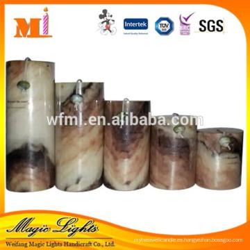 Vela de cera perfumada al por mayor de China