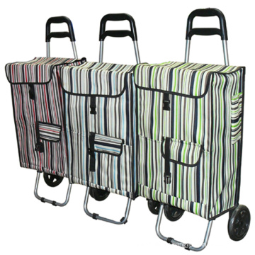 Aluminum Shopping Trolley Cart for Promotional (SP-531)