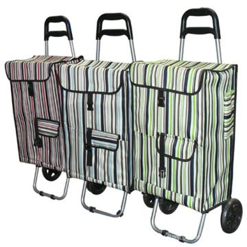 Carrinho de carrinho de compras de alumínio para promocional (SP-531)