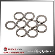 Anillo Imán Neodymium / anillo de NdFeB Imán D80xID30x30mm / imán Neo Anillo N50