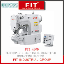 Electronic Direct Drive Lockstitch Bartacking Machine(430D)