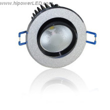2002 series 5W led down lights use CREE COB chip.