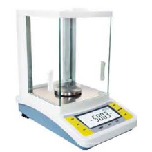 Laboratory Electronic Precision Balance with External Calibration