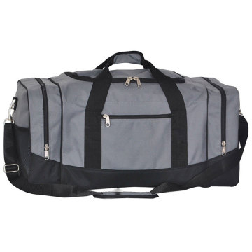 Vattentät Clear Big Trolley Travel Bag Set