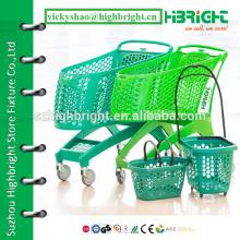 Новые розничные супермаркеты пластиковые магазины для покупок