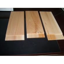 Paneles de parrilla de cedro