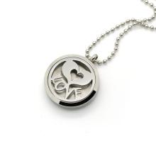 Heart locket pendant for valentine's day