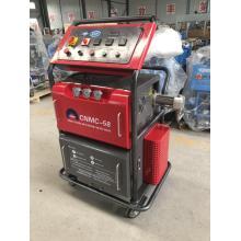 Venta caliente máquina de pulverización de poliurea para impermeabilización de pavimento.