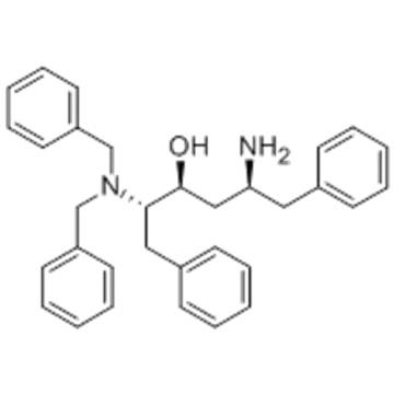 (2S,3S,5S)-5-Amino-2-(benzylamino)-1,6-diphenylhexan-3-ol CAS 156732-15-9