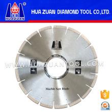 Lame de scie de disque de coupe de diamant de rendement élevé de 250mm pour le marbre