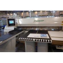 Maquinaria de carpintería Sierra de panel electrónico de alta velocidad