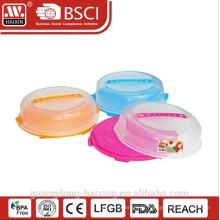 Servidor de bolo, produtos de utilidades domésticas de plástico