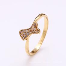 12343 xuping bague bijoux femmes bague en or bijoux de mode bagues