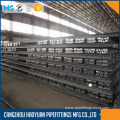 Light steel rail 22kg for train road