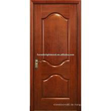 Zwei Panel fertig Eiche Furnier Türen schnitzen