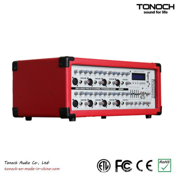 Good Quality 8 Channel Power Box Mixer