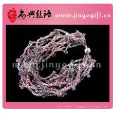 Bracelet de soie de noeud de soie de Shangdian
