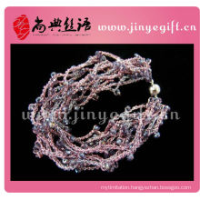 Shangdian Jewelry Silk Knot Vogue Bracelet