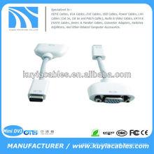 Mini DVI zu VGA Monitor Video Adapter Kabel für Apple Mac