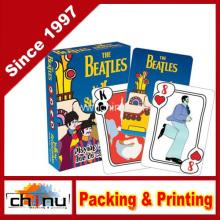 Les cartes à jouer de la nouveauté des sous-marins jaunes des Beatles (430186)