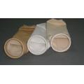 Bolsa de filtro para colector de polvo de fibra de vidrio