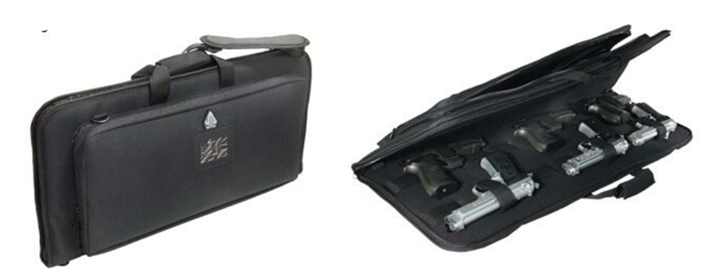 Militaire tactique pistolet affaire Drag Bag