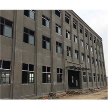 Prefabricated Multifloor Light Steel Structural Frame Residential Buildings