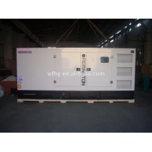 silent type 325KVA diesel generator water cooled
