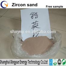 Low price zircon sand / Zircon flour for investment casting industry for sale