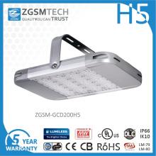 Hohes Bucht-Licht der hohen Helligkeit 200W LED mit Bewegungs-Sensor