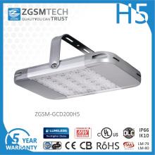 Lumière élevée de baie de l'intense luminosité 200W LED avec le capteur de mouvement