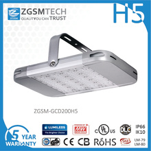 High Brightness 200W LED High Bay Light with Motion Sensor