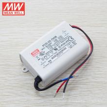 Original MEANWELL triac dimmbar 700mA Konstantstrom-LED-Treiber 25W UL PCD-25-700A