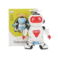 Robot à jouet électrique robuste à jouet électrique Robot à batterie (H0131033)