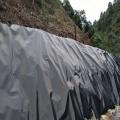 GRI-GM13 Высококачественная черная гладкая геомембрана из HDPE толщиной 1,5 мм