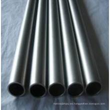 Forjado mecanizado molibdeno tubos, tubos de molibdeno