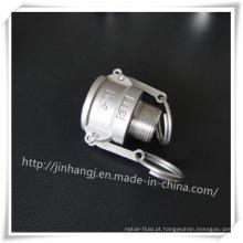 Aço Inoxidável Conector Rápido Tipo B