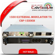 1550nm Transmissor Óptico Modulado Externamente