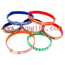 PVC-Armband für Geschenk (m-WB04)