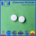 Beste Desinfektionsmittel Chlordioxid Tablette für Trinkwasser Sterilisation