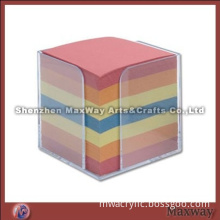 China Well Polished Acrylic/Lucite Napkin Holder/Box Manufacturer