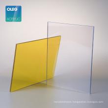 OLEG wholesale cutting custom ESD plastic board,ESD acrylic sheet