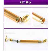 24k Gold Beauty Bar Facial Roller Derma Skincare Antiage Treatment