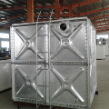 Hot Dip Galvanized Water Storage Vattentank